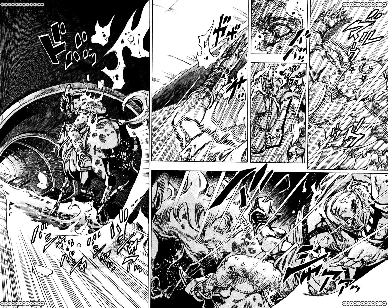 Steel Ball Run 93 Page 2