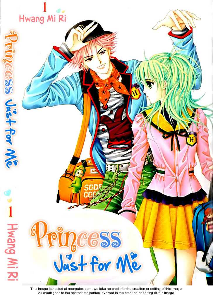 Personalized Princess 1 Page 2