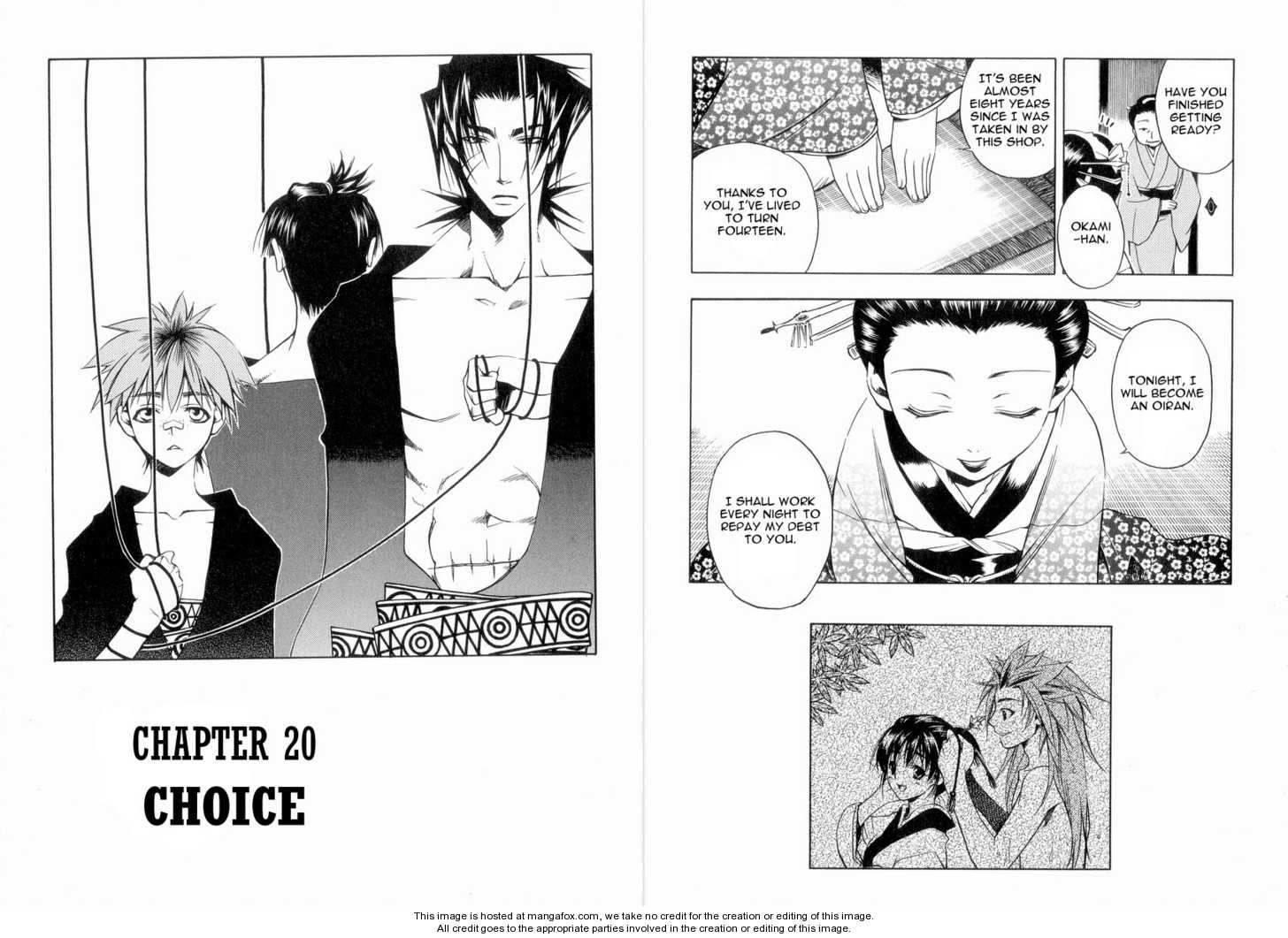 Peace Maker Kurogane 5 Page 1
