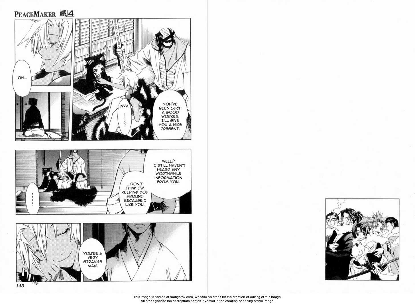 Peace Maker Kurogane 6 Page 2
