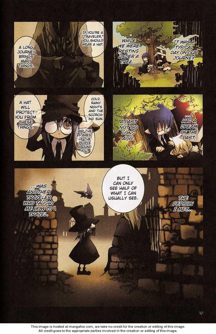 Hitsugi Katsugi no Kuro. - Kaichu Tabi no Wa 1.2 Page 3
