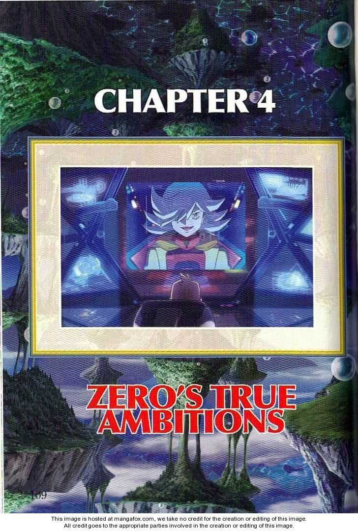 Pokémon: Giratina and the Sky Warrior! Ani-Manga 5 Page 1