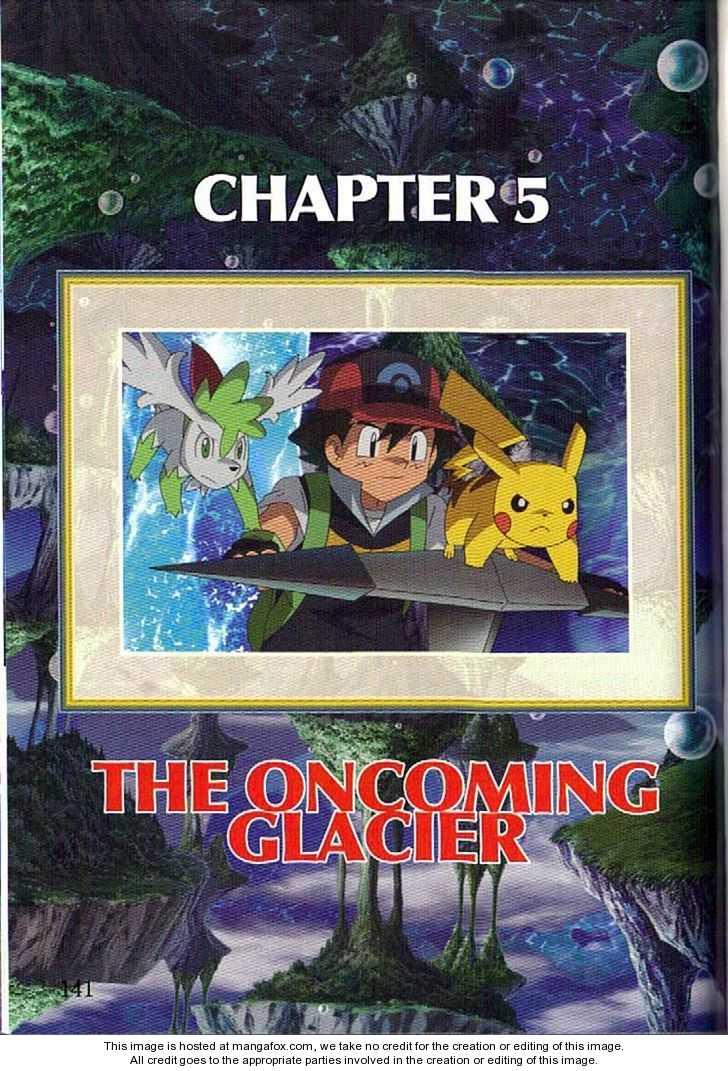 Pokémon: Giratina and the Sky Warrior! Ani-Manga 6 Page 1