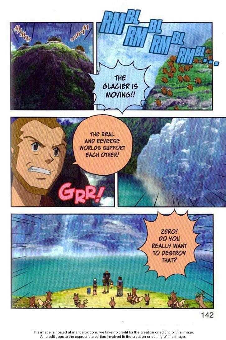 Pokémon: Giratina and the Sky Warrior! Ani-Manga 6 Page 2