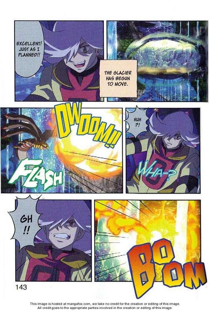 Pokémon: Giratina and the Sky Warrior! Ani-Manga 6 Page 3