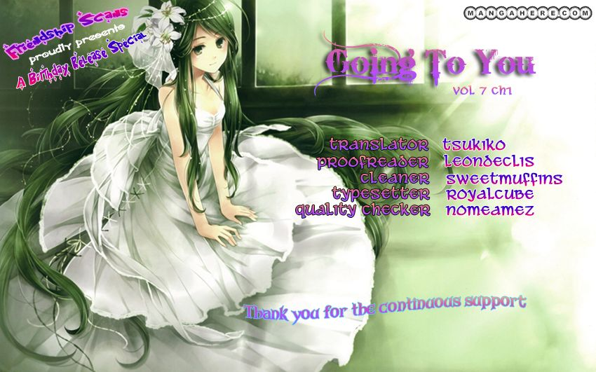 Going To You 32 Page 1