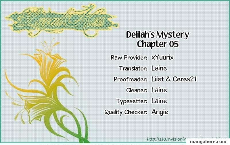 Delilah's Mystery 5 Page 1