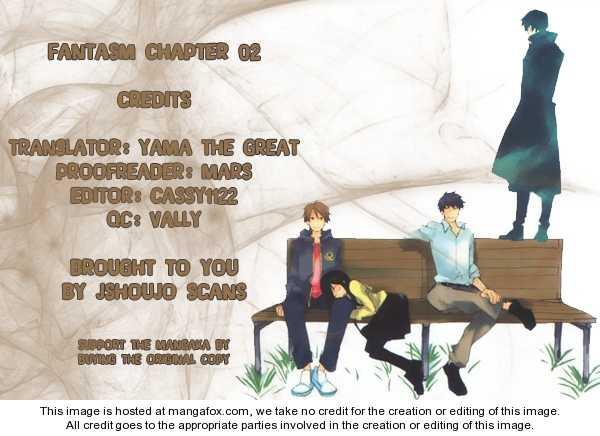Fantasm 1 Page 2