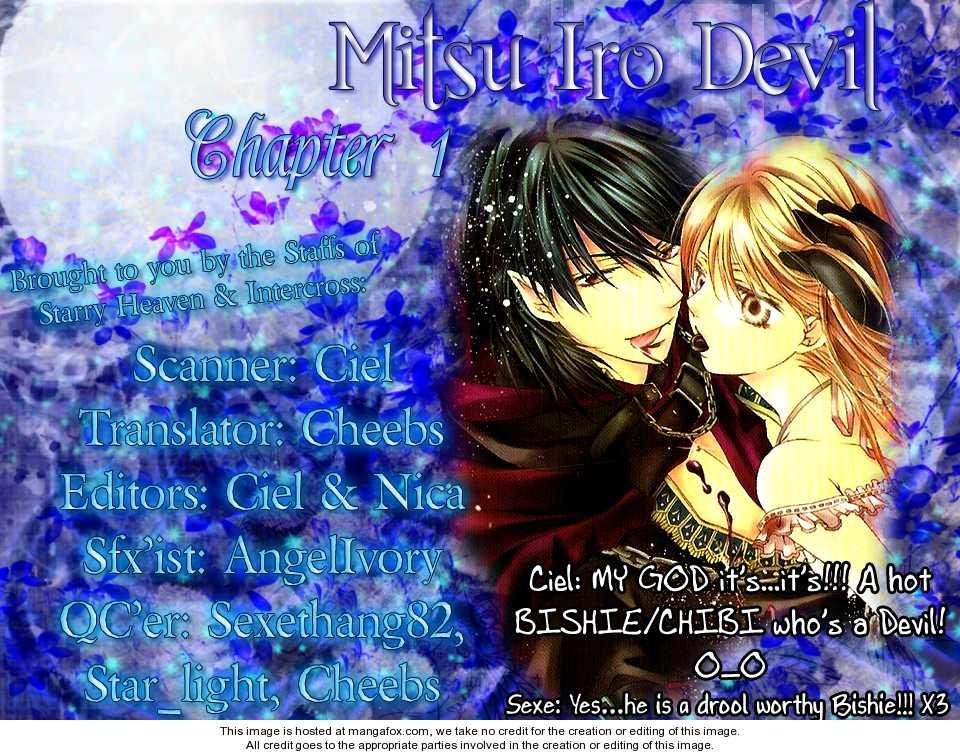 Mitsuiro Devil 1 Page 2