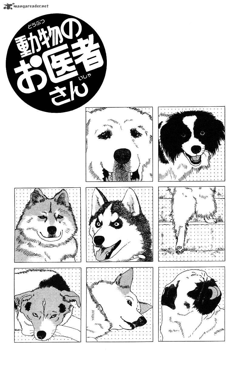 Doubutsu no Oishasan 33 Page 2