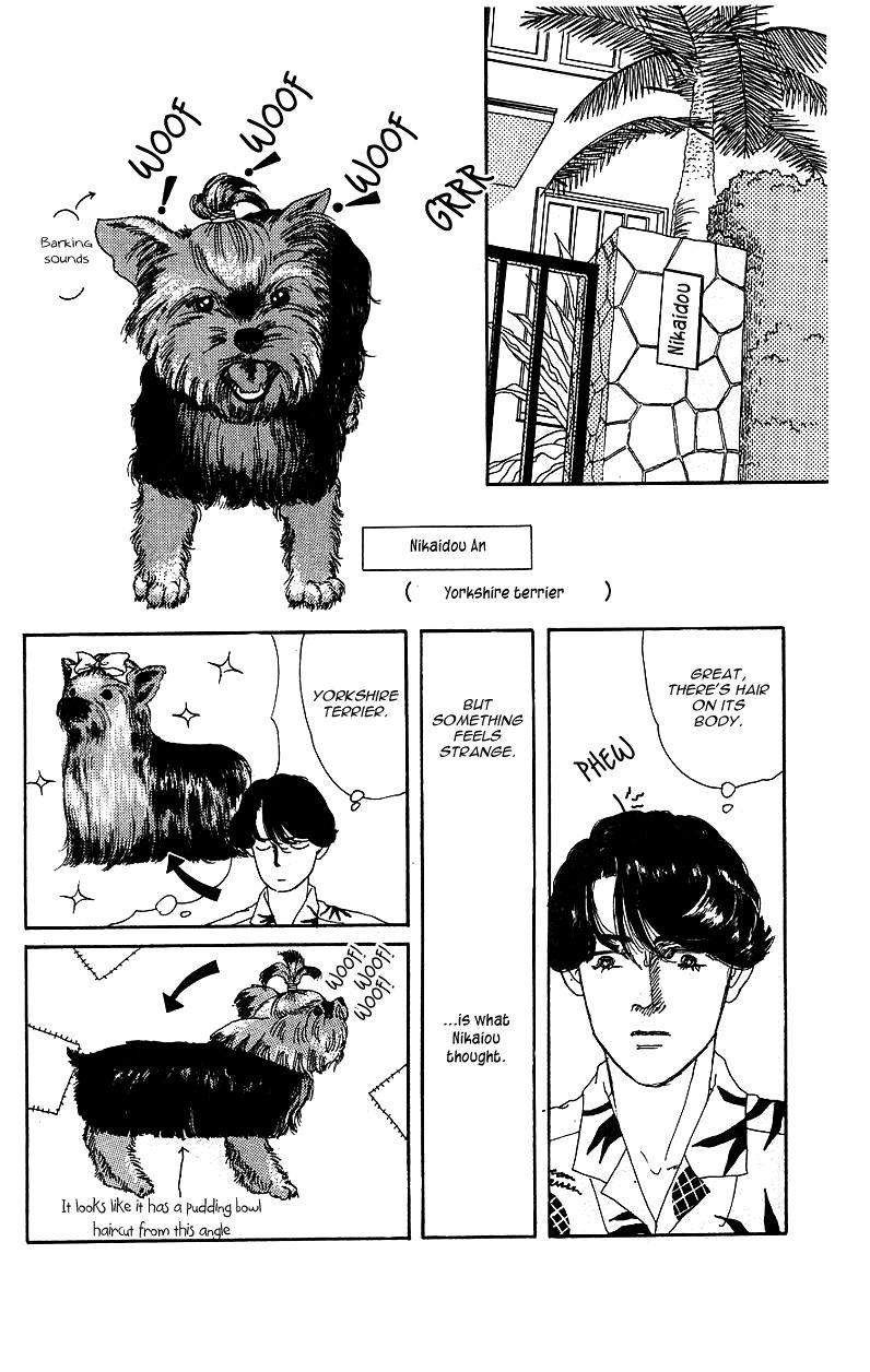 Doubutsu no Oishasan 39 Page 4