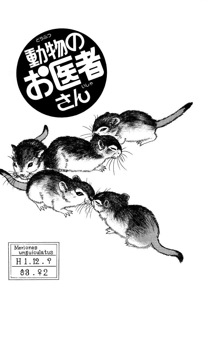 Doubutsu no Oishasan 43 Page 1