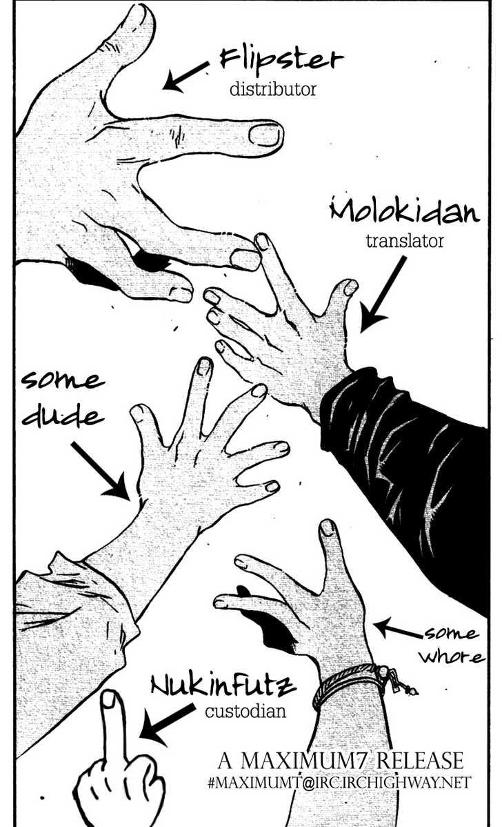 Trigun MAXIMUM 6 Page 1
