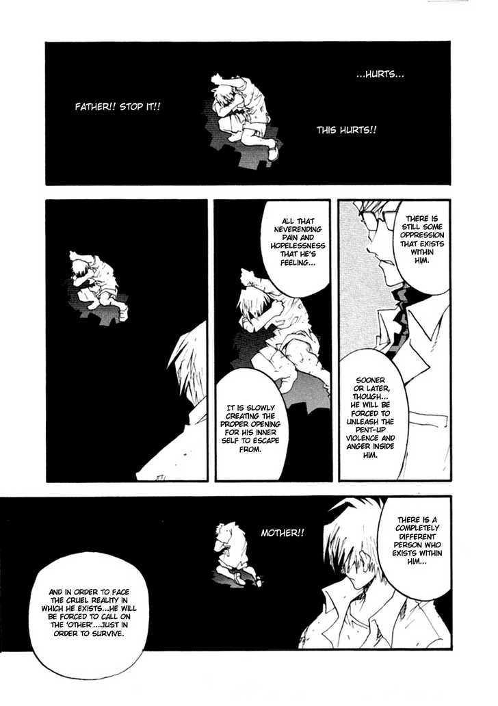 Trigun MAXIMUM 6 Page 1