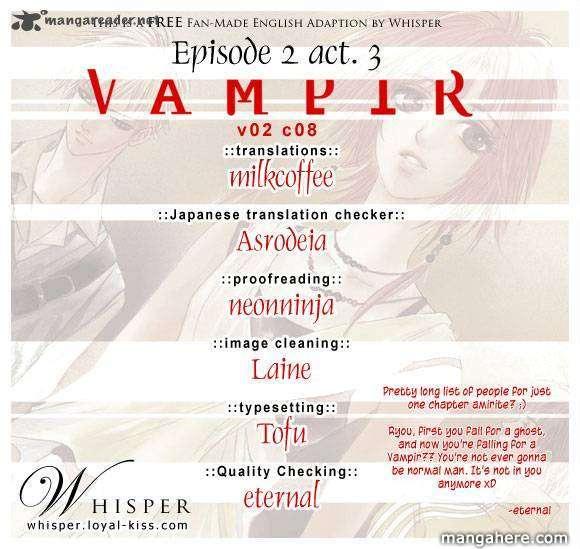 Vampir 8 Page 1