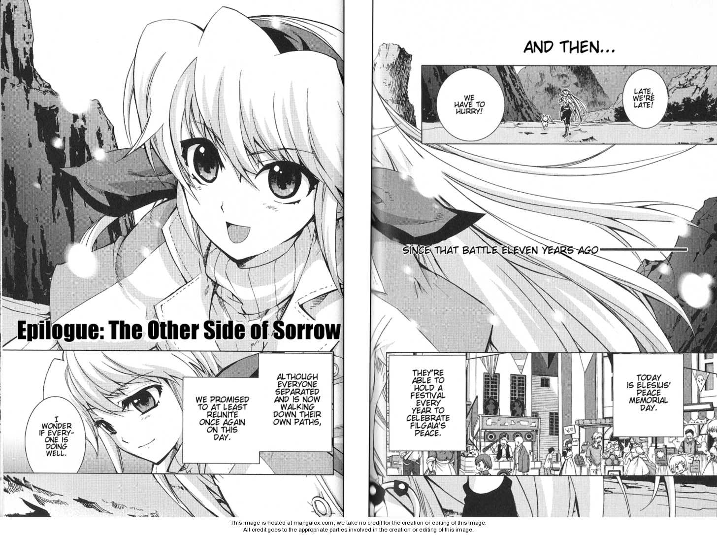 Wild Arms XF 5 Page 1