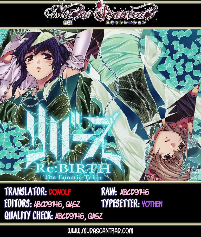 Rebirth The Lunatic Taker 29 Page 1