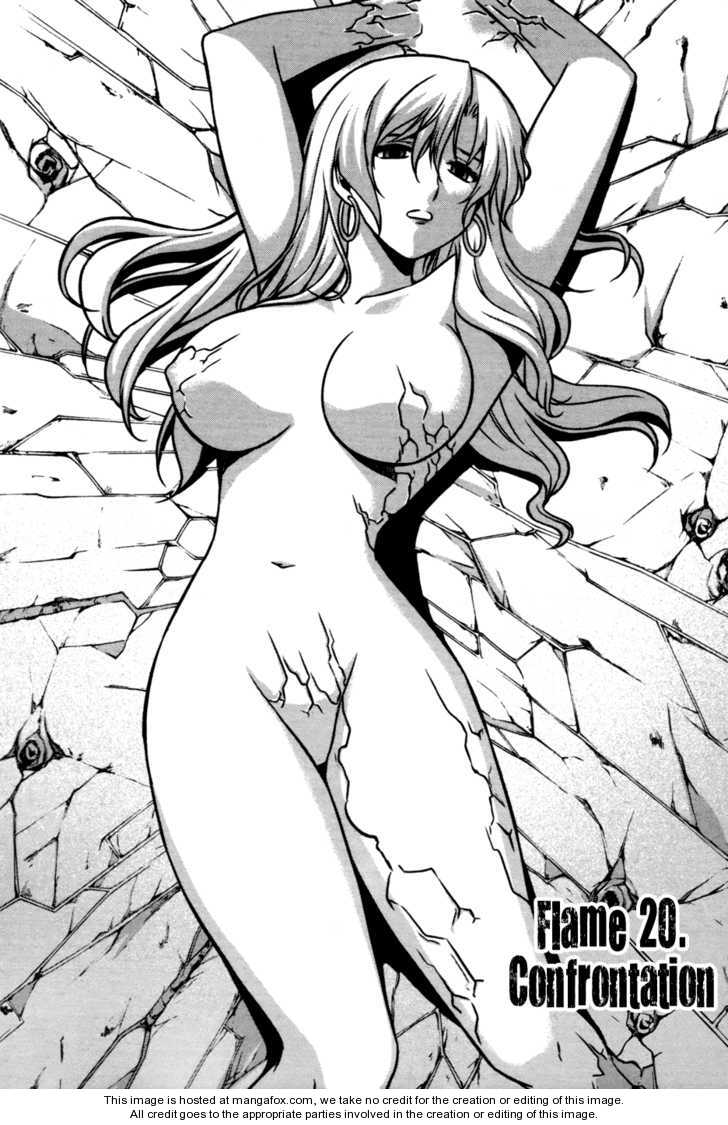 Aflame Inferno 20 Page 1