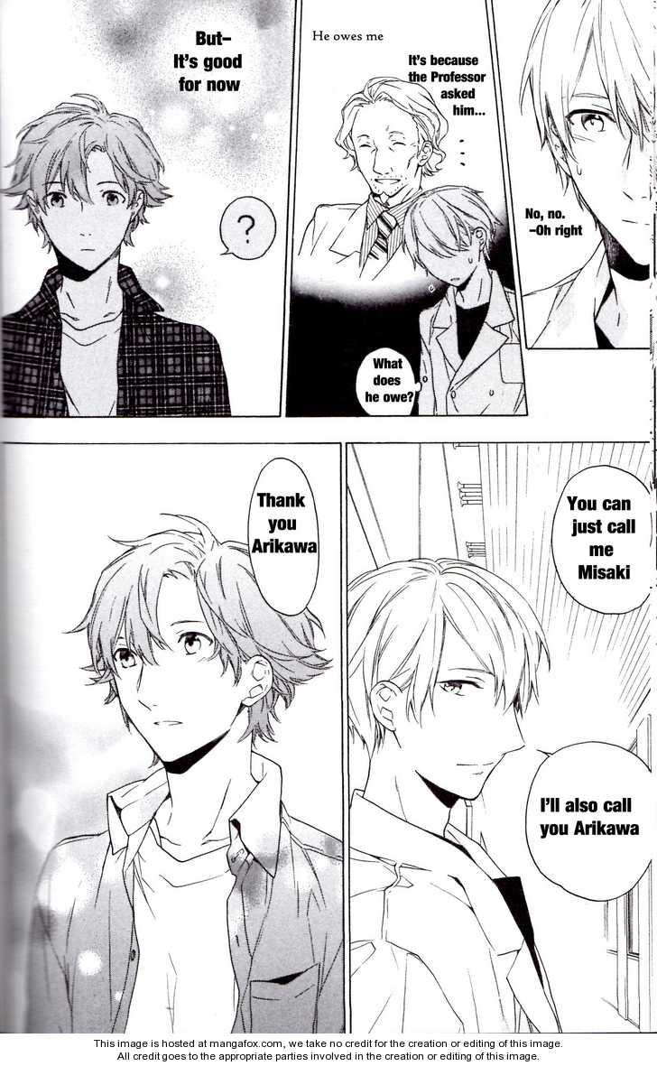 Hana no Mizo Shiru 3.2 Page 2
