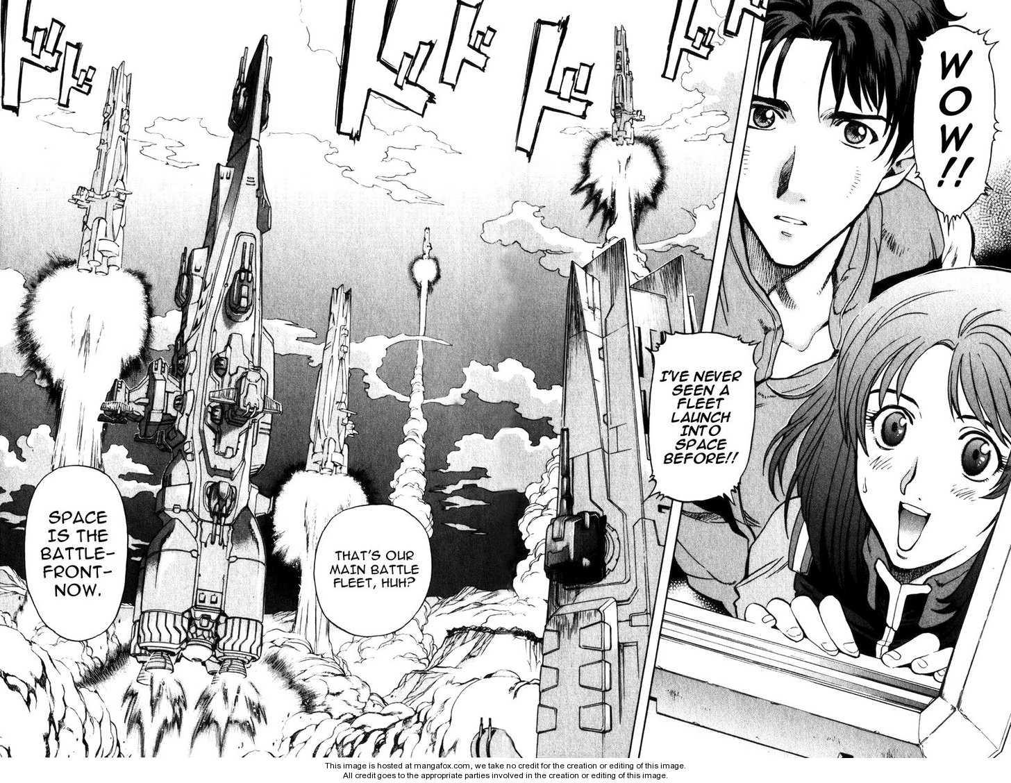 Kidou Senshi Gundam Senki: Lost War Chronicles 6 Page 2