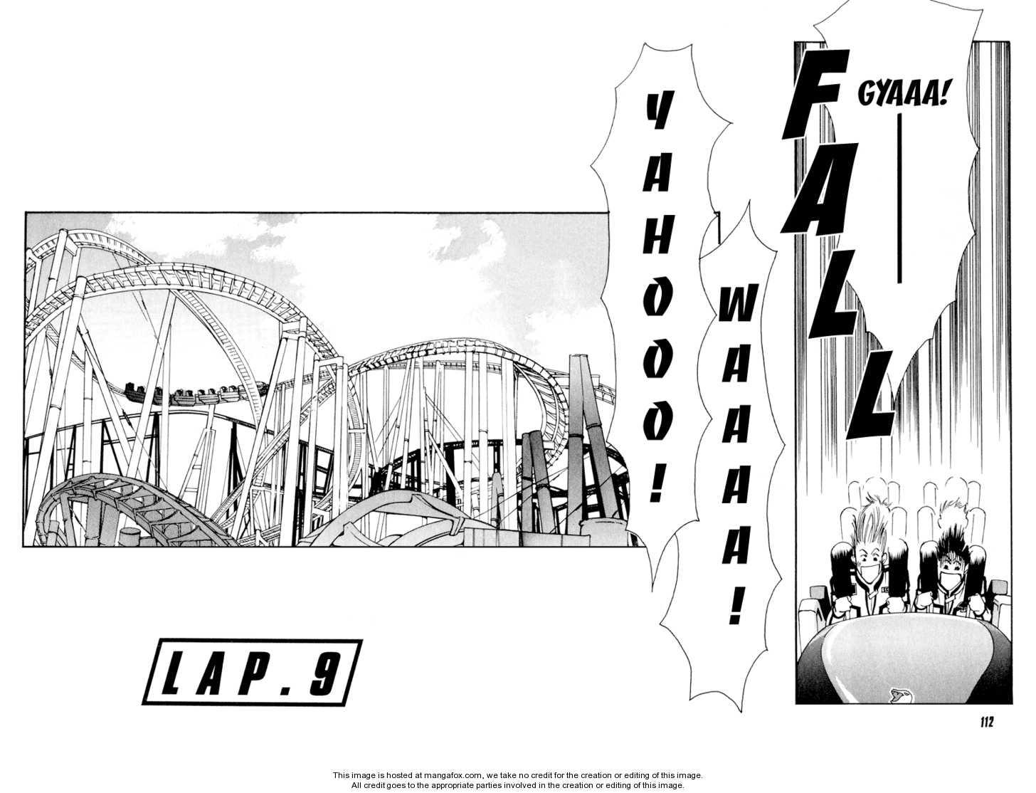 Yarouze! 10 Page 2