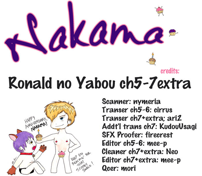 Ronald no Yabou 5 Page 2