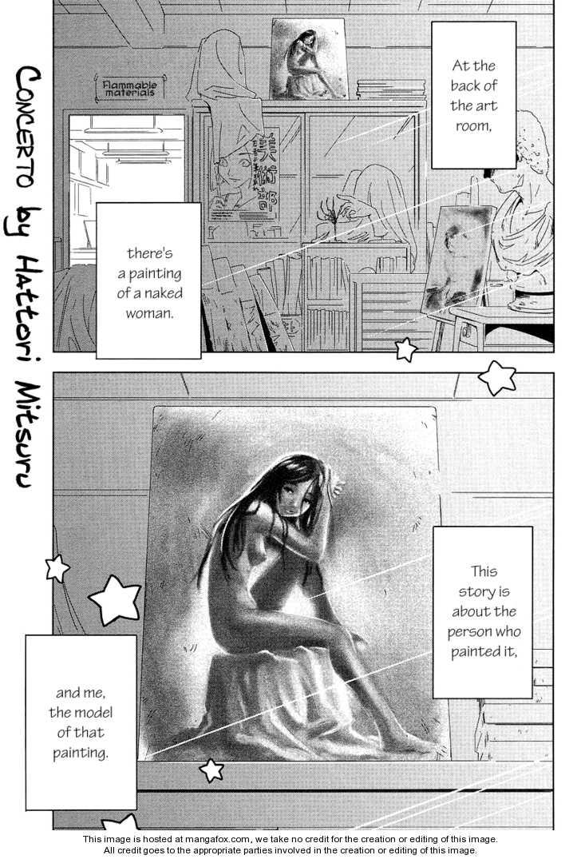 Concerto 4 Page 1