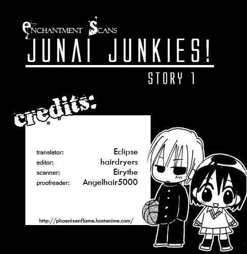 Jun'ai Junkie 1 Page 1