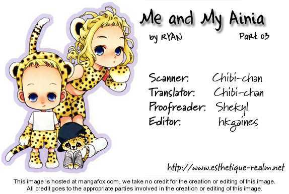 Me and My Ainia 3 Page 2