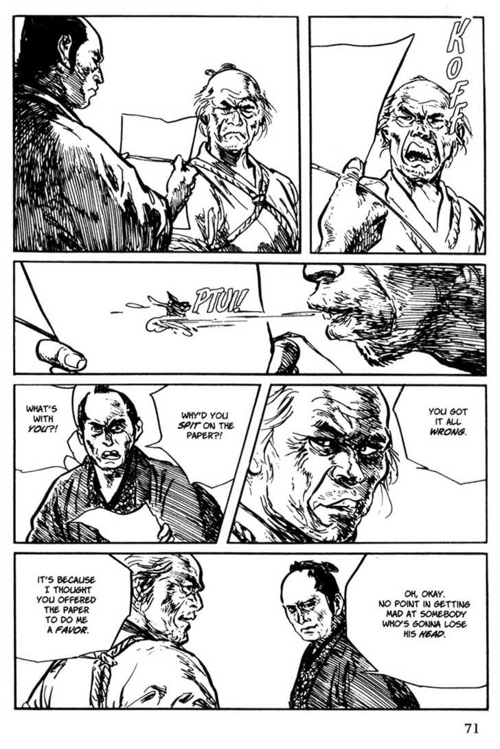 Samurai Executioner 42 Page 3
