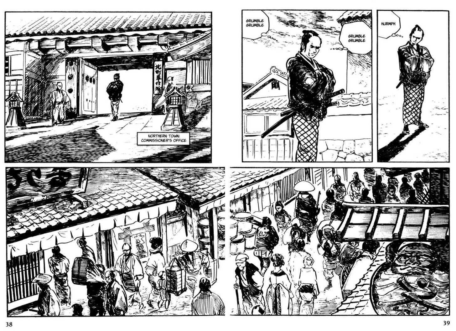 Samurai Executioner 50 Page 2