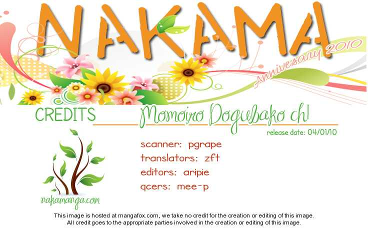 Momoiro Dogubako 1 Page 2