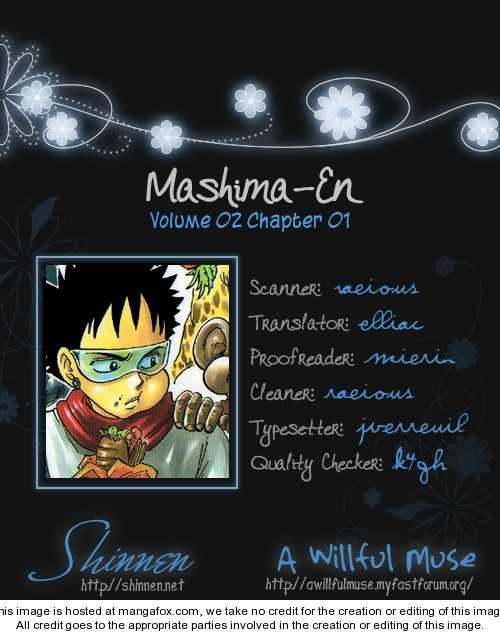 Mashima-en 1 Page 1