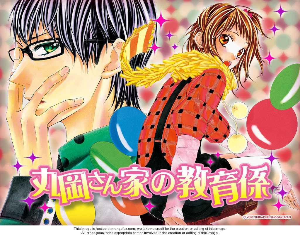 Maruoka-san Chi no Kyouikugakari 1 Page 2