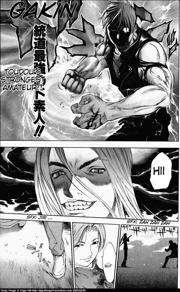 Tenjo Tenge 33 Page 3