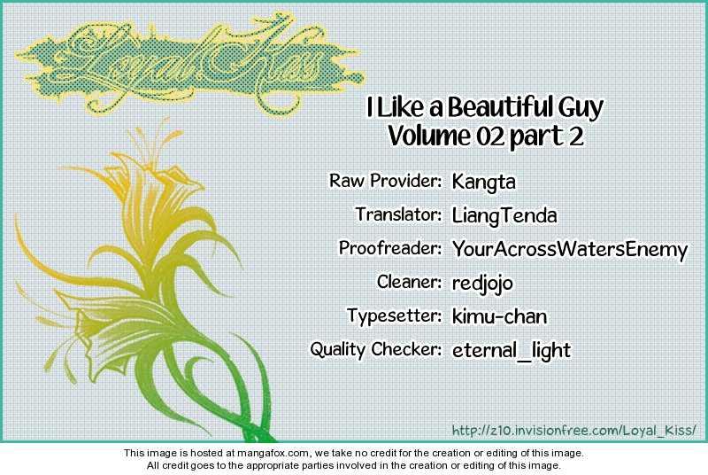 I Like a Beautiful Guy 2 Page 1