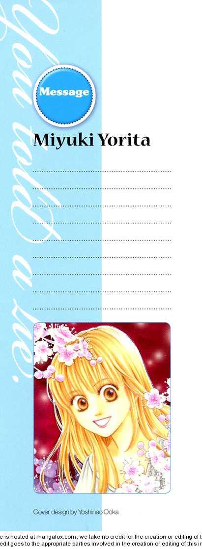 Kimi ga Uso o Tsuita 5 Page 3