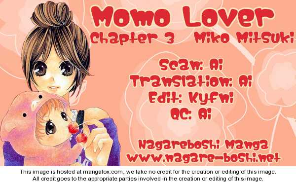 Momo Lover 3 Page 1