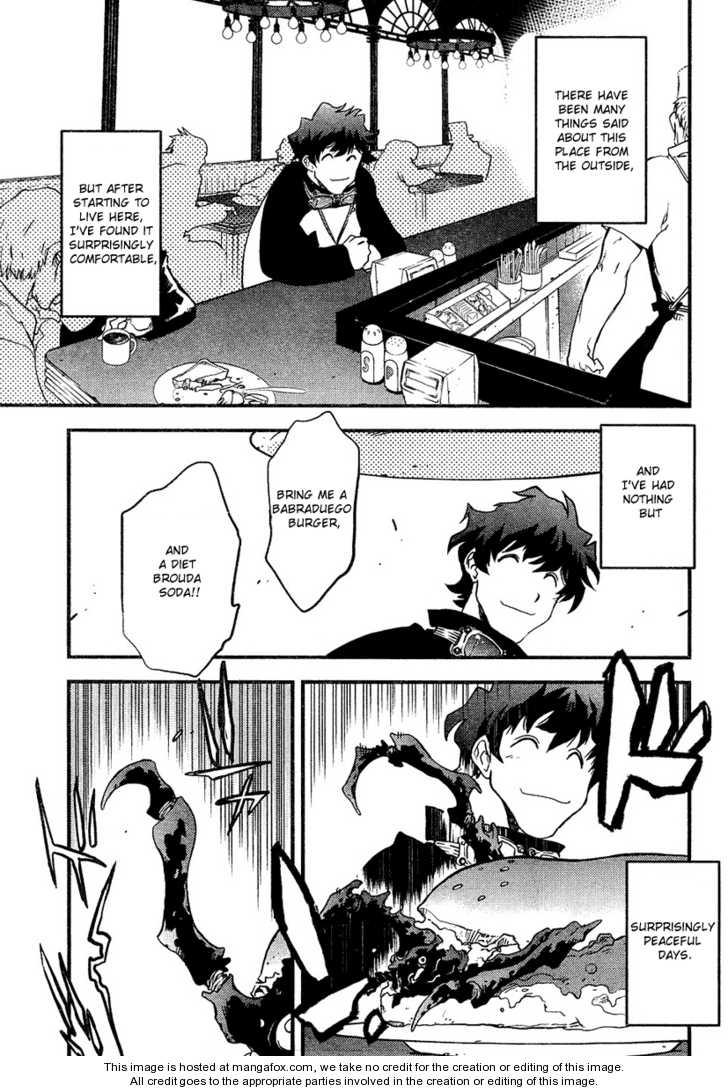 Kekkai Sensen - Mafuugai Kessha 1 Page 3