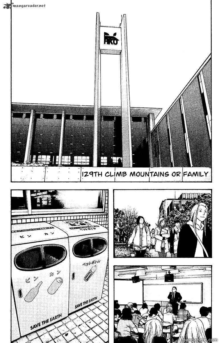 Kokou no Hito 129 Page 1