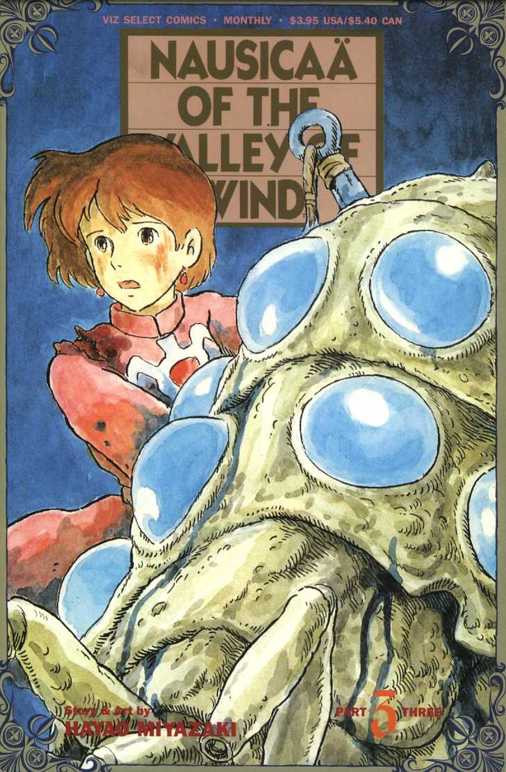 Nausicaä of the Valley of the Wind 3 Page 1
