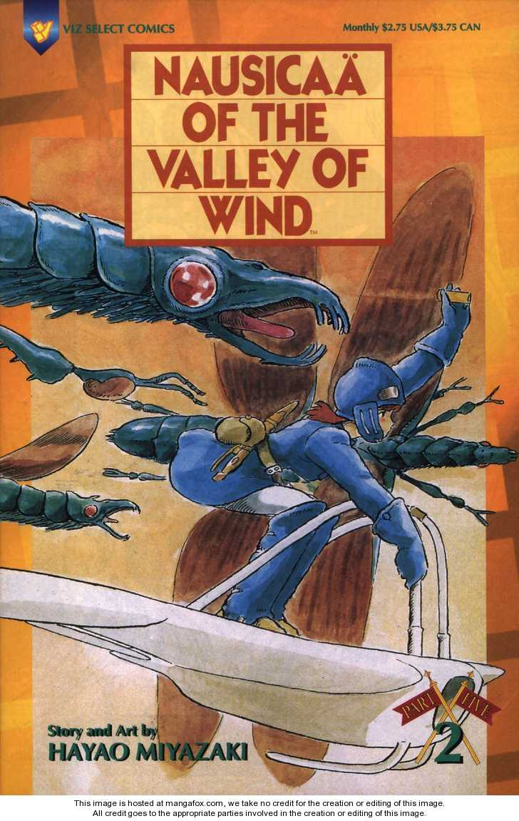 Nausicaä of the Valley of the Wind 2 Page 1