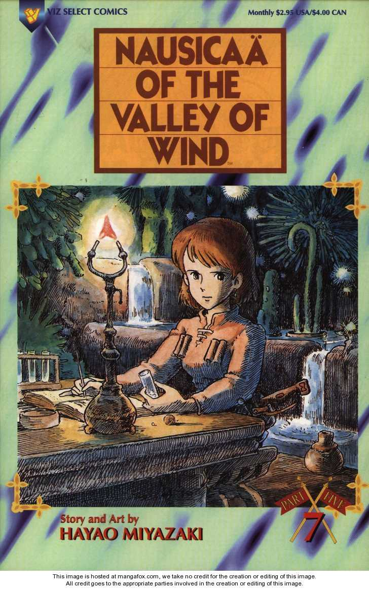 Nausicaä of the Valley of the Wind 7 Page 1