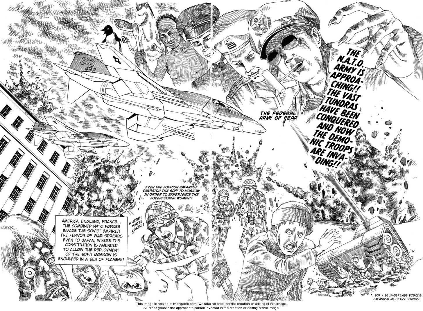 Odoru! Kremlin Kyuuden 5 Page 2