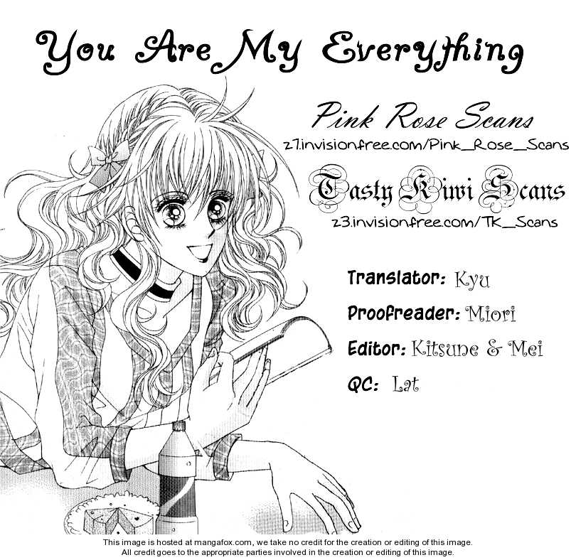 You are My Everything 6 Page 1
