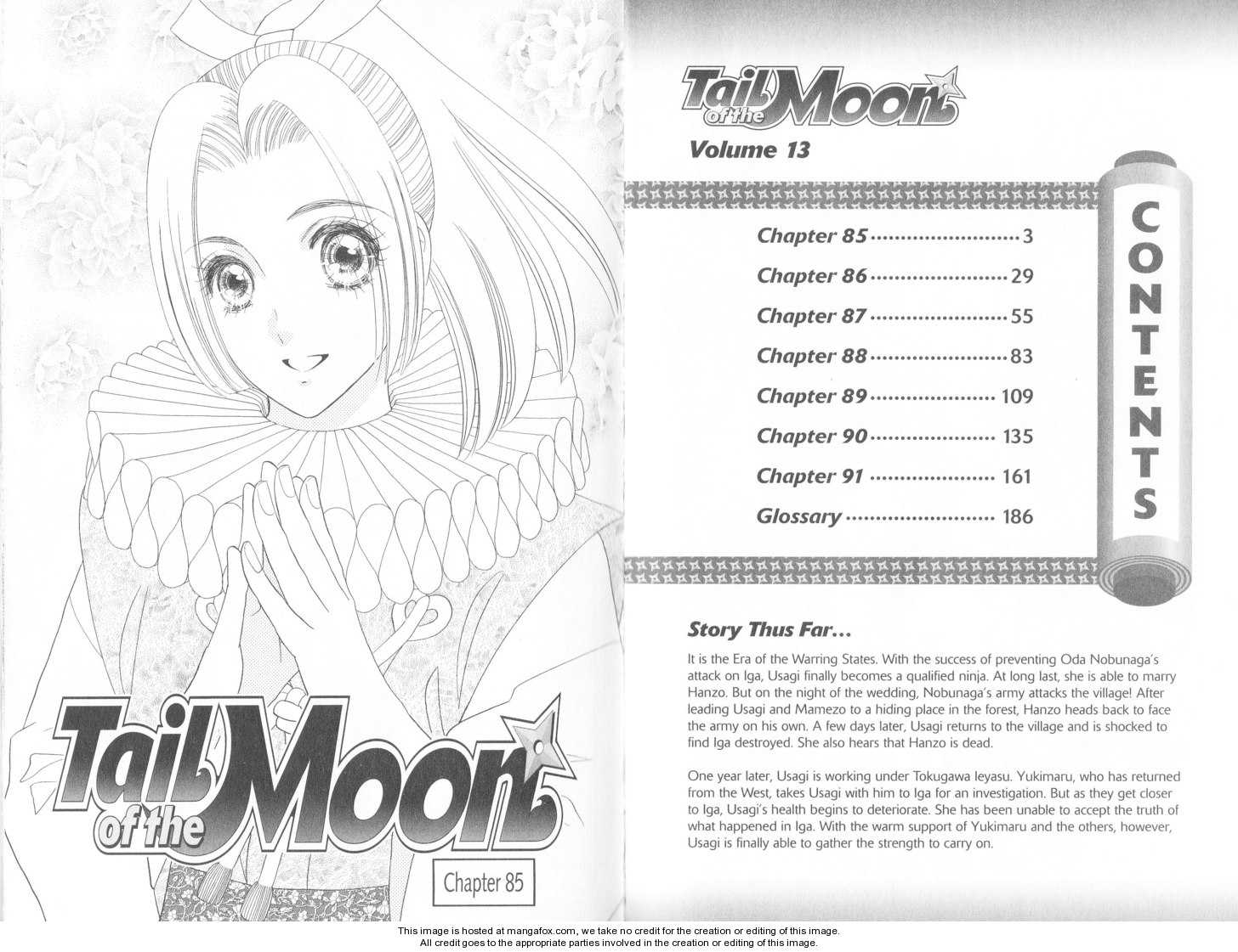Tail of the Moon 85 Page 1