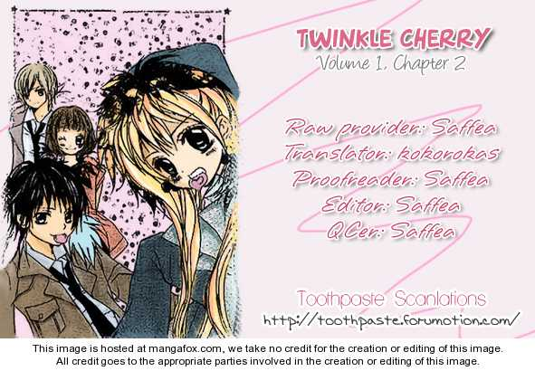Twinkle Cherry 2 Page 1