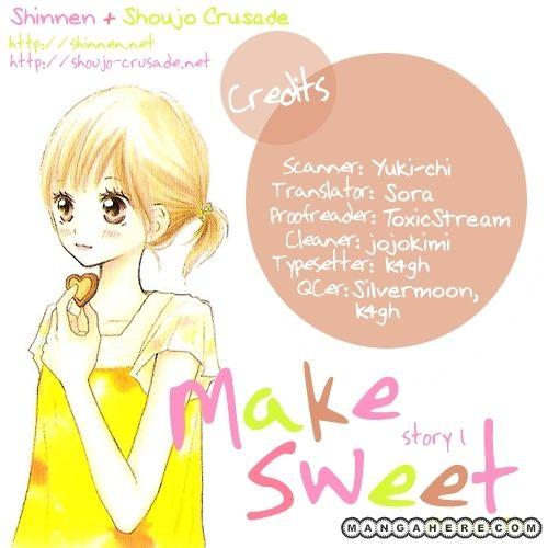 Make Sweet 1 Page 1