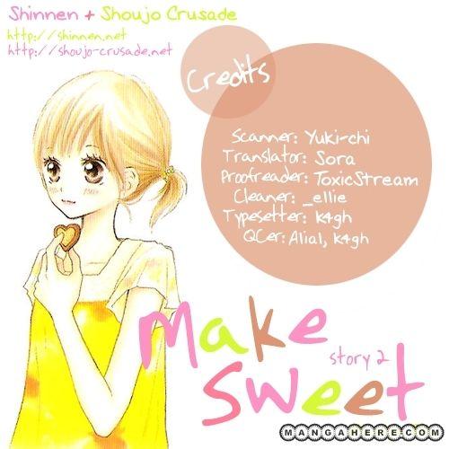 Make Sweet 2 Page 1