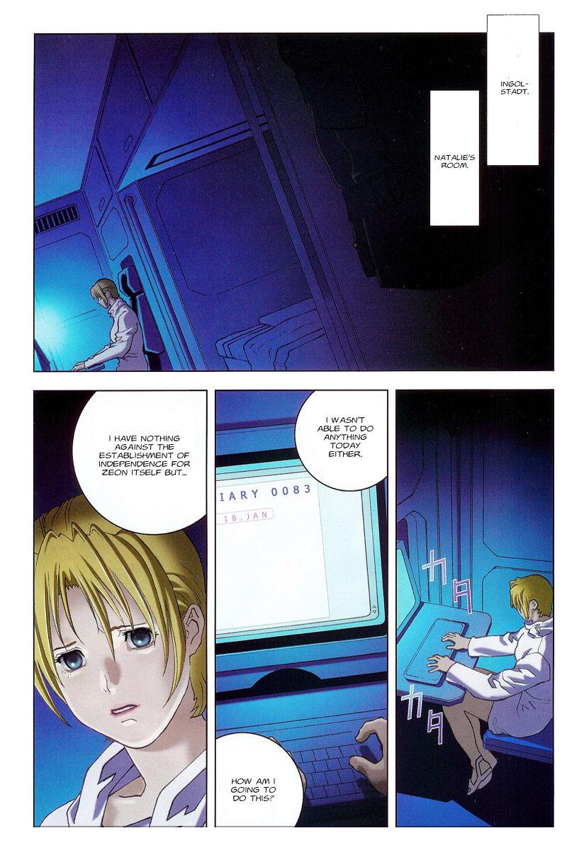 Kidou Senshi Gundam: C.D.A. Wakaki Suisei no Shouzou 31 Page 2